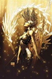 Aspen Soulfire #1F Wizard World Chicago Premier Turner Variant